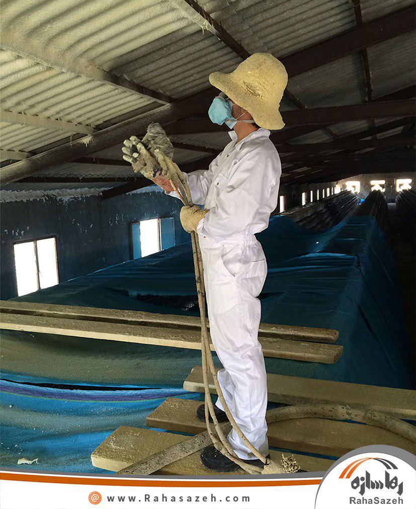 کاربرد فوم پلی یورتان در صنعت ساختمان